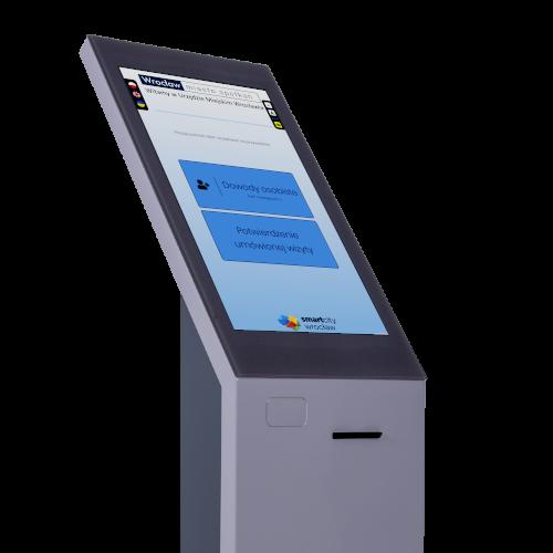 Automat biletowy Q-NSK DO