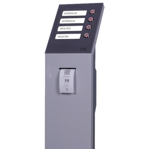 Automat biletowy Q-NSK ME